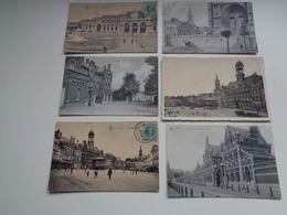 Lot De 20 Cartes Postales De Belgique   Mons    Lot Van 20 Postkaarten Van België  Bergen - 20 Scans - 5 - 99 Cartes