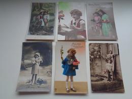 Beau Lot De 60 Cartes Postales De Fantaisie Enfants  Enfant      Mooi Lot Van 60 Postkaarten Van Fantasie Kinderen  Kind - 5 - 99 Postkaarten