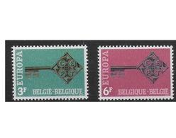 COB 1452/1453 Avec Charnières - Belgium