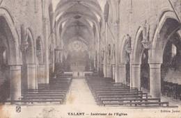 TALANT                                  Interieur De L Eglise - Other Municipalities