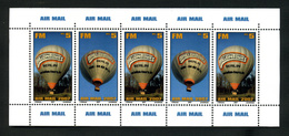 MUSOGRAD - Micronation - 2007 - Balloon Tour, Air Mail - Mint Never Hinged - Briefmarken