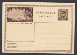 Belgique - EP Képi 40C Brun : Grottes De Han - Grotten Van Han (DD) DC7124 - Ganzsachen
