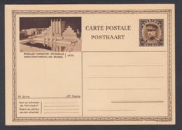 Belgique - EP Képi 50C Brun : Bruxelles-Exposition Universelle - Wereldtentoonstelling-Brussel 1935  (DD) DC7125 - Ganzsachen