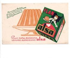 BUVARD FLAN ALSA - Carte Assorbenti