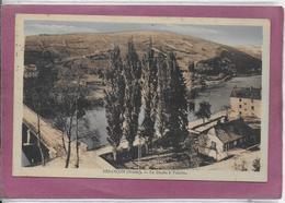 25.- BESANÇON .-  Le Doubs à Velotte - Besancon