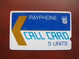 GPT Phonecard,the First Issued 1IREA 5 Units, - Irlanda