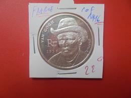 """FRANCE 10 FRANCS 1996 """"VAN GOGH"""" ARGENT (A.5) - K. 10 Francs"""