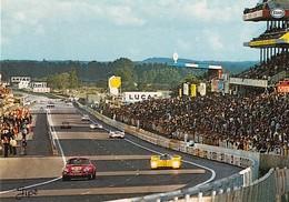 LE MANS         CIRCUIT DES 24 HEURES.  + CACHET  JUIN 1972 - Le Mans