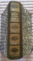 C1   NAPOLEON Saint Hilaire HISTOIRE GARDE IMPERIALE 1847 ILLUSTRE COULEURS - Livres