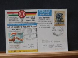A11/800AC   DOC.  INDIA - Montgolfières