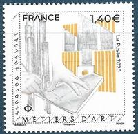 Facteur D'orgues (2020) Neuf** - France