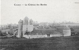 Couzon. Le Chateau Des Bordes à Couzon. - France