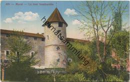 Morat - La Tour Bombardée - Edition Phototypie Co. Neuchatel Gel. 1913 - FR Fribourg