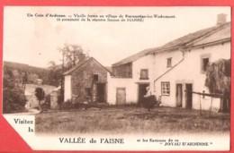 CP BURNONTIGE LEZ WERBOMONT Vieille Ferme Source De La Harre Vallée De L'Aisne Edit G.L.L. - Belgium