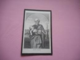 D.P.-EDUARD STUBBE °OUDENBURG 3-1-1840+VLISSEGHEM 22-3-1903 - Religion & Esotérisme