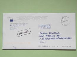 Europeistici, Parlamento Europeo, Ufficio Di Rappresentanza A Sofia (Bulgaria) - Idee Europee