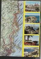 COTE D'AZUR - NUOVA - Carte Geografiche