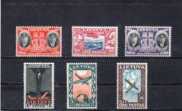 LITUANIE 1934 * - Lituanie