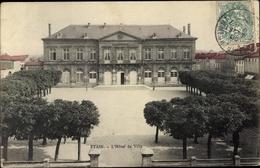 Cp Etain Meuse, Hotel De Ville - Francia