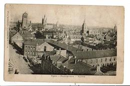 CPA-Carte Postale-Belgique-Ypres- Panorama Au Début 1900 -VM13357 - Ieper