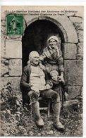 Saint-Brieuc-le Dernier Vieillard Des Environs De St-Brieuc Portant L'ancien Costume Du Pays - Saint-Brieuc