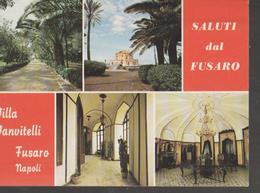FUSARO VEDUTE DIVERSE,PANORAMA-VIAGGIATA.1985-FG-MT2696 - Napoli (Naples)