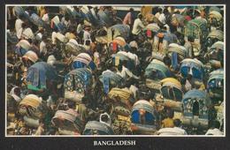 BANGLADESH - RICK SHAW - Tricycles (nombreux) - Voyagée 2000 - Bangladesh