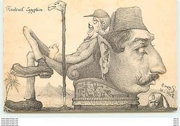 ORENS - Fauteuil Egyptien - Orens
