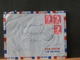 A11/847AC   LETTRE ALGER POUR LA SUISSE   1956 - Storia Postale
