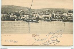 Grèce - METELIN - Vue De Mer - Grecia