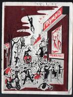 Paris : Programme L'OLYMPIA 1955 (jazz) / LIONEL HAMPTON (PPP21725) - Programmes