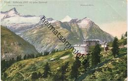 Riffelalp Pres Zermatt - Edition Phototypie Co. Neuchatel - FR Fribourg