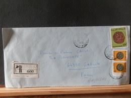 A11/863AC LETTRE  RECOMM.   MAROC   1982 - Maroc (1956-...)