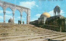 JERUSALEM-DOME OF THE ROCK - Israele