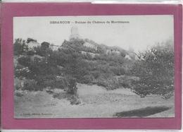 25.- BESANÇON .-   Ruines Du Château De Montfaucon - Besancon