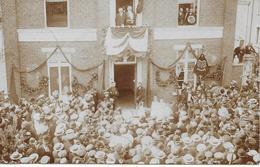 Hamont (fotokaart Inhaling Burgemeester 1912) - Hamont-Achel