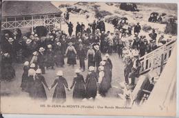 Saint-Jean-de-Monts (Vendée) - Une Ronde Maraîchine - Saint Jean De Monts