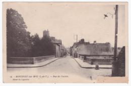 MONTFORT SUR MEU - Rue De Coulon - Autres Communes
