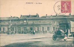 02 - HIRSON / LA GARE - CAMION - Hirson