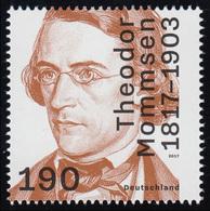 3343 Theodor Mommsen - Nobelpreisträger Für Literatur, ** - [7] Federal Republic
