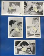 12 Photos Femmes Nus Sexe Et Autres  Dimension:7,5 X 10,5 Cm - Other