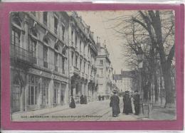 25.- BESANÇON .- Granvelle  Et Rue De La République - Besancon
