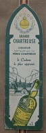 Marque Page GRANDE CHARTREUSE Illustrateur 1952 - Marque-Pages