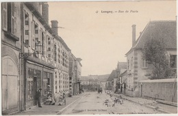61 - LONGNY - RUE DE PARIS - Longny Au Perche