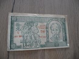 Billet Ancien Viet Nam Bon état - Vietnam