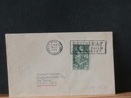 A11/895AC LETTRE EIRE POUR LA HOLLANDE - 1949-... République D'Irlande