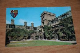 2486-                PEMBROKE COLLEGE, OXFORD - Oxford