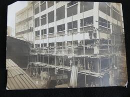 Photo Originale 1928 Du 75 Paris 12è Rue Beccaria Construction Garde Meubles Perrin & Cie Entreprise A Delau DEC19-40bis - Places