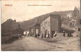 JEMELLE ROUTE CHEMIN DE  GERNY FELDPOST 5-9-1914  661  /d2 - Rochefort