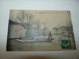 HAUTE MARNE HOERICOURT L'INONDATION DU 20 JANVIER 1910 - Otros Municipios